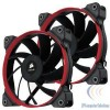 Air Series SP120 Performance Edition High Static Pressure Chassis Fans Twin Pack