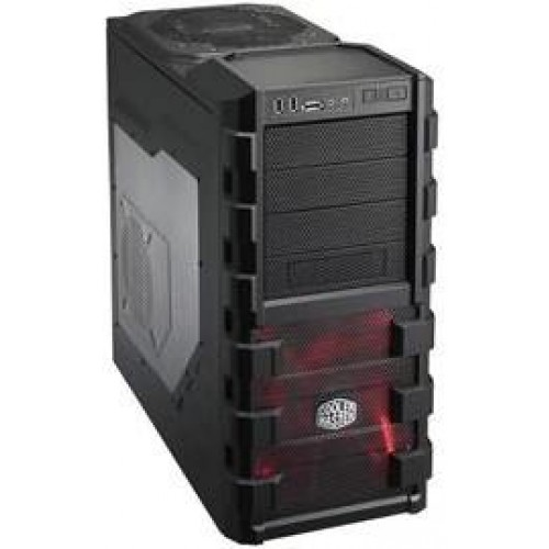 HAF 912 Combat Mid Tower Chassis - Windowed Side Panel (RC-912-KWN1)
