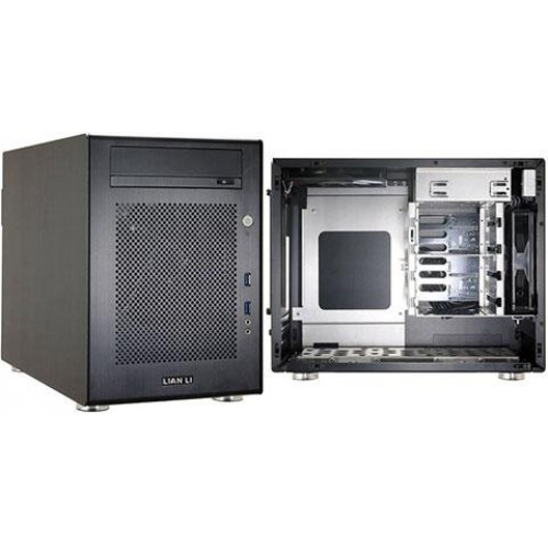 PC-Q18 Mini Tower Chassis - Black