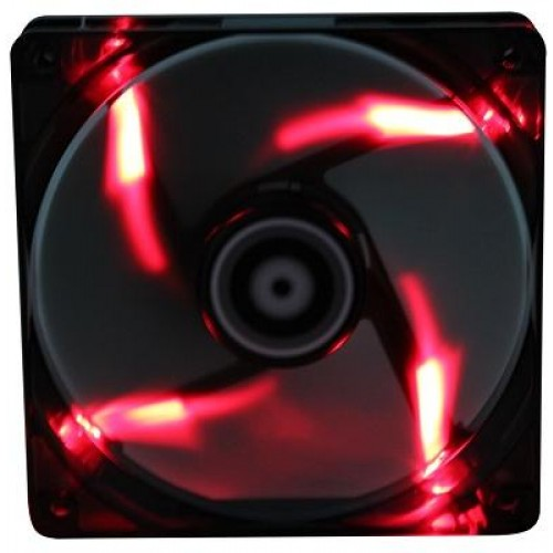 Spectre 140mm Chassis Fan - Red LED