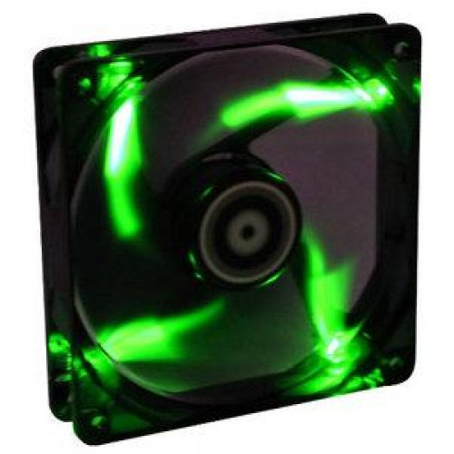 Spectre 140mm Chassis Fan - Green LED