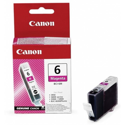 BCI-6M Magenta Ink Cartridge