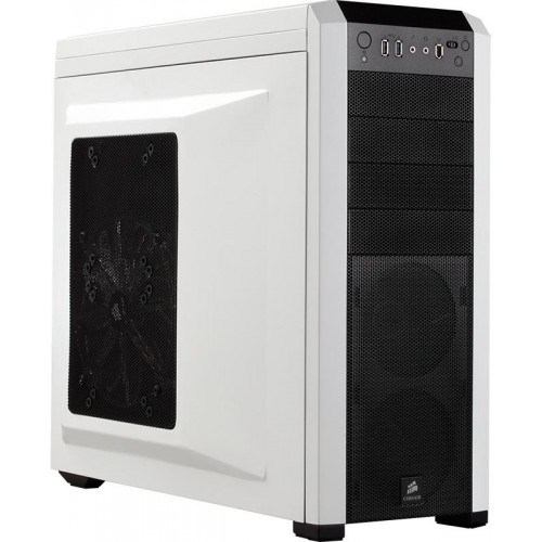 Carbide 500R Gaming Chassis (CC-9011013-WW) - Black and White