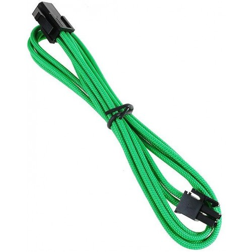 ATX 4-pin Male to 4-pin Female Extension Cable - Green