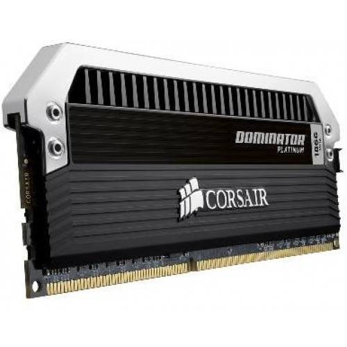 Dominator Platinum 4 x 4GB 1866MHz DDR3 Memory Kit (CMD16GX3M4A1866C9)