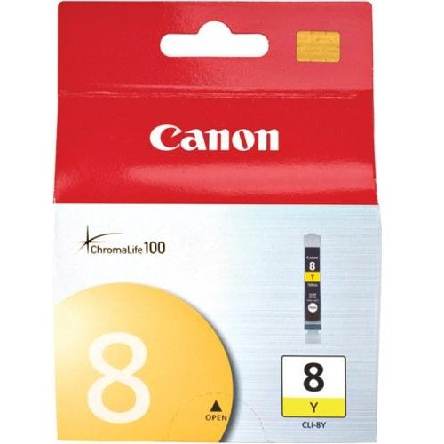 CLI-8Y Yellow Ink Cartridge