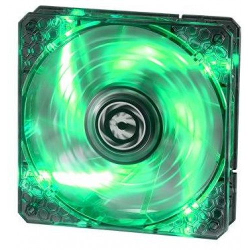 Spectre Pro 200mm Chassis Fan - Green LED