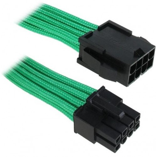 EPS12v PSU-MB Extension Cable - Green