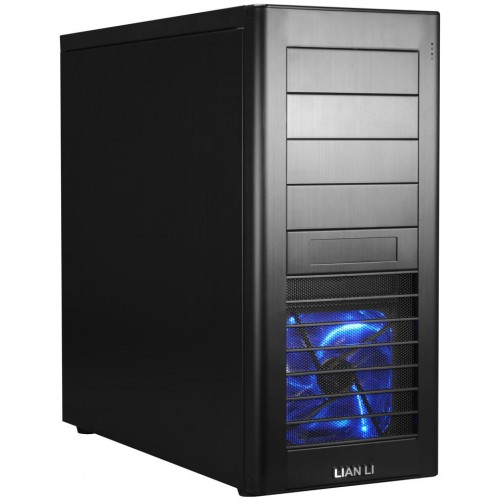PC-60FN Mid Tower Chassis - Black