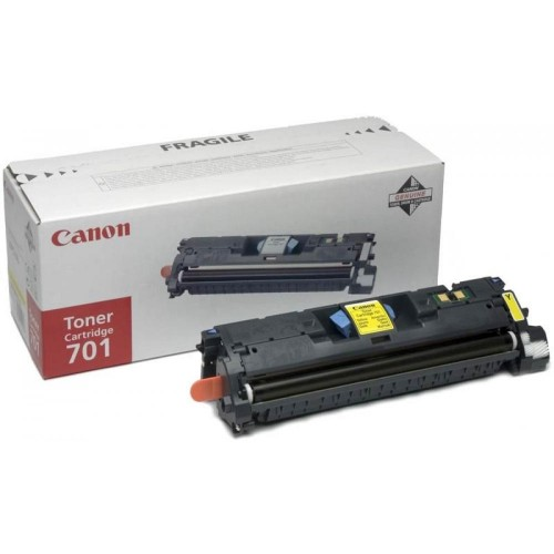 701 Yellow Laser Toner Cartridge