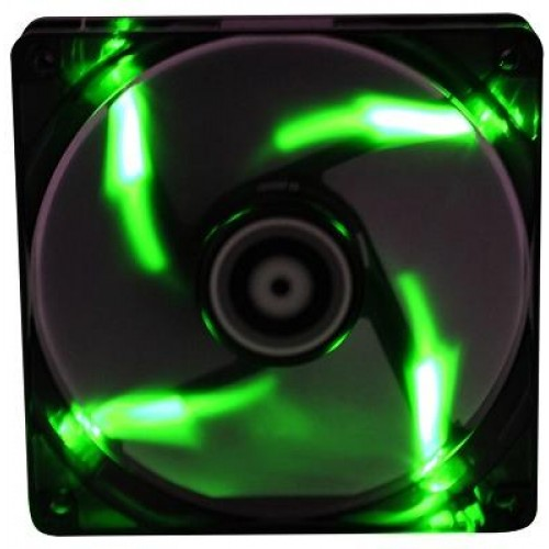 Spectre 230mm Chassis Fan - Green LED