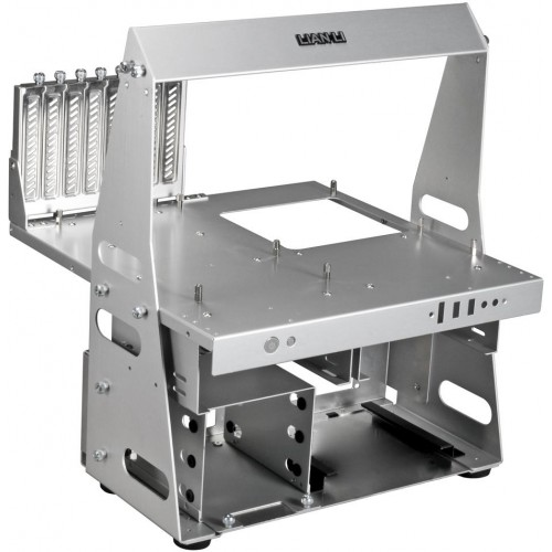 T60 T60A Test Bench Chassis - Silver