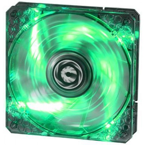 Spectre Pro 230mm Chassis Fan - Green LED