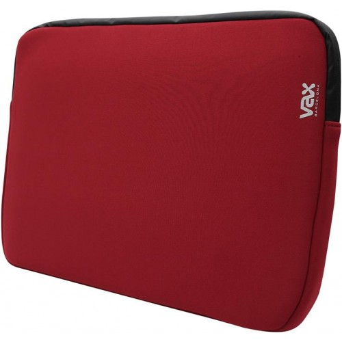 Pendralbes VAX-S135PSRDS MacBook Pro & Notebook Sleeve - Red