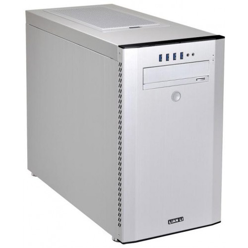 PC-A51 Mid Tower Chassis - Silver