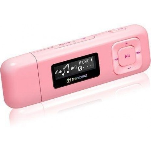 T.Sonic 8GB MP3 Player (TS8GMP330K) - Pink