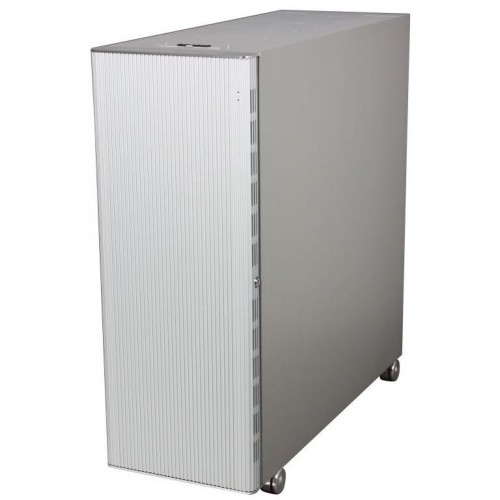 V-Series pc-V2120 Full Tower Chassis - Silver