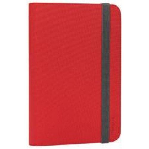"""Universal 9.7-10.1"""" Tablet Foliostand Case - Red"""
