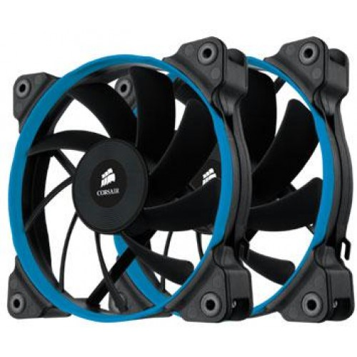 Air Series SP120 120mm Chassis Fan - Twin Pack (Co-9050011-WW)