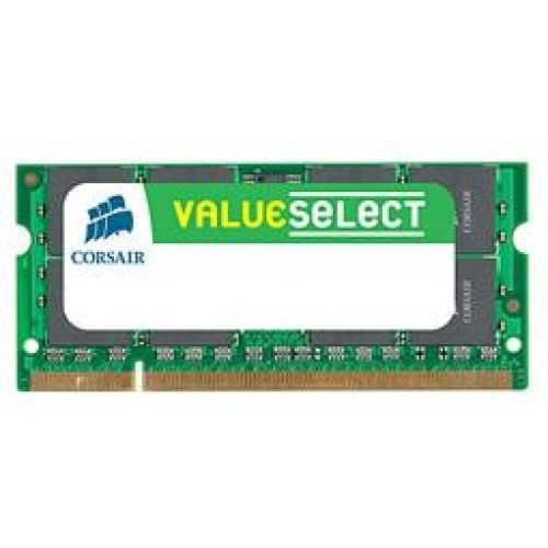 ValueSelect 2GB 800MHz DDR2 Notebook Memory Module (VS2GSDS800D2)