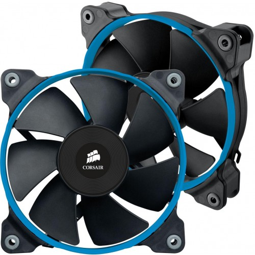 Air Series High Performance Edition SP120 120mm Chassis Fan - Twin Pack (Co-9050013-WW)