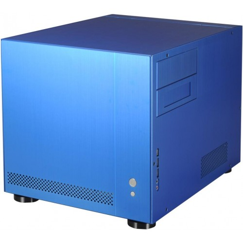 PC-V351 Cube Chassis - Blue