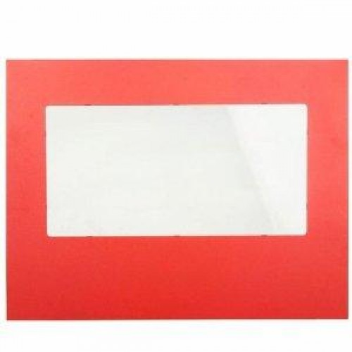Windowed Side Panel - Red (BFC-PRO-300-RRWA-RP)