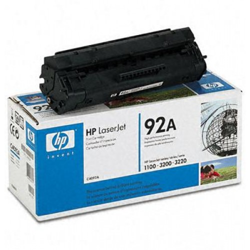 92A Black LaserJet Toner Cartridge (C4092A)