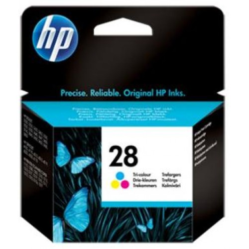 28 Tri-color Ink Cartridge