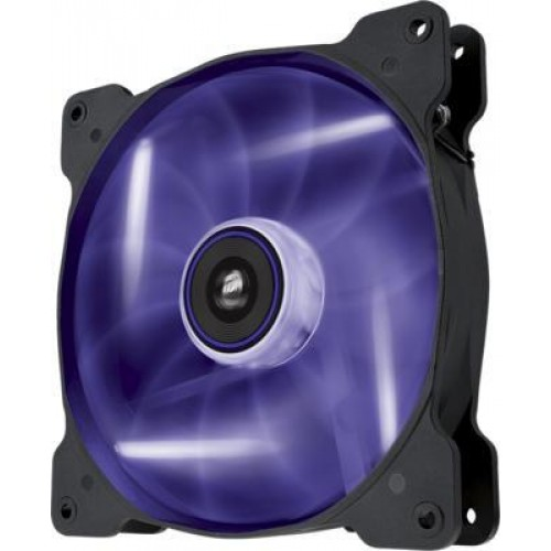 Air Series Purple Quiet Edition AF140 140mm Chassis Fan - Purple LED (Co-9050017-PLED)