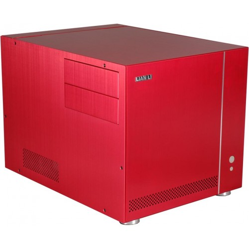 PC-V351 Cube Chassis - Red