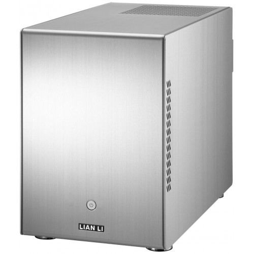PC-Q25 Mini Tower Chassis - Silver
