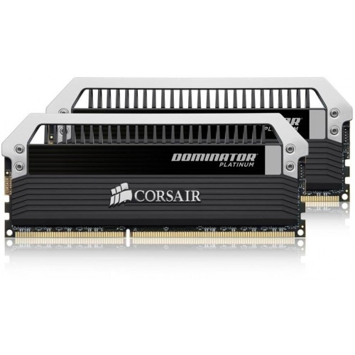 Dominator Platinum 4 x 8GB 1866MHz DDR3 Desktop Memory Kit (CMD32GX3M4A1866C10)