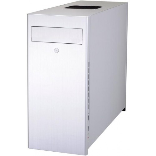 PC-V360 Mid Tower Chassis - Silver