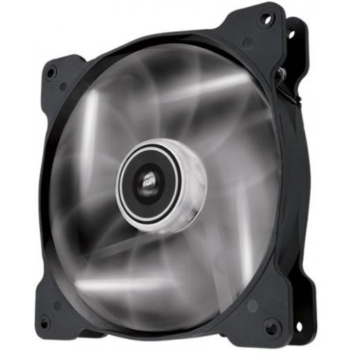 Air Series White Quiet Edition AF140 140mm Chassis Fan - White LED (Co-9050017-WLED)