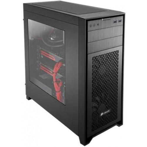 Obsidian Series 450D Mid Tower Chassis - Black