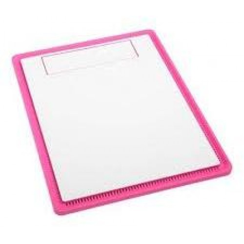 Meshed Front Panel - White With Pink Highlight (BFC-PRo-300-KRFXA)