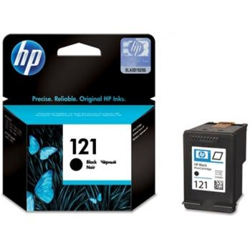 121 Black Ink Cartridge