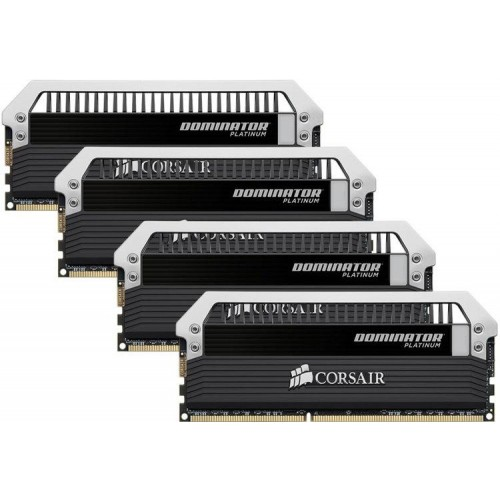 Dominator Platinum 4 x 8GB 2666MHz DDR3 Desktop Memory Kit (CMD32GX3M4A2666C12)