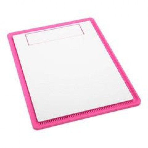 Solid Front Panel - White With Pink Highlight (BFC-PRo-300-WPFNA)