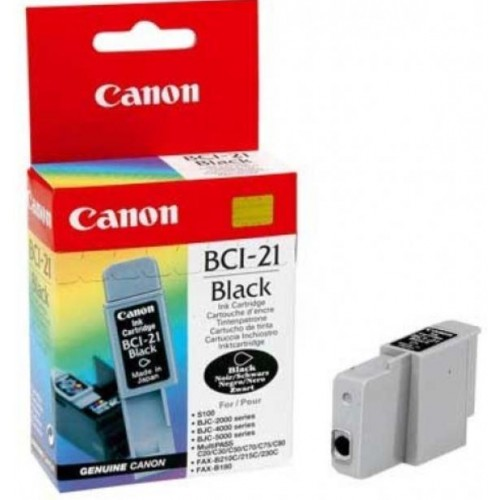 BCI-21BK  Black Ink Cartridge