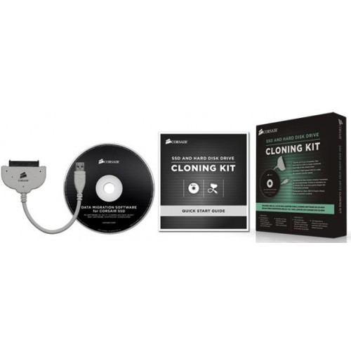 SSD and Hard Disk Drive Cloning Kit