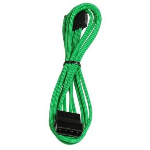Molex to SATA Power Extension Cable - Green