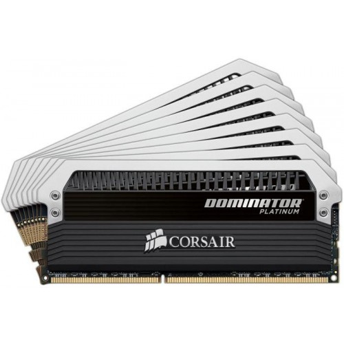 Dominator Platinum 8 x 8GB 2133MHz DDR3 Memory Kit (CMD64GX3M8A2133C9)