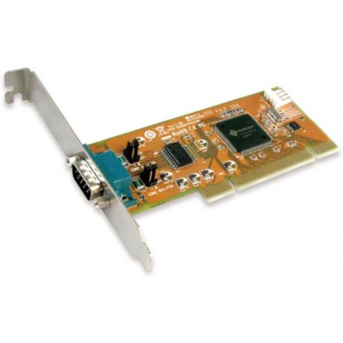 Serial RS-232 High Speed Card with Power select (SER5027PH)