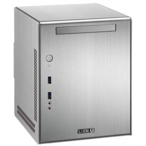 PC-Q03 Mid Tower Chassis - Silver