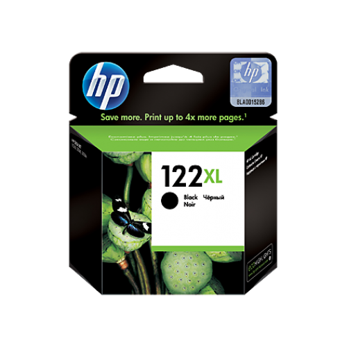 HP 122xl Black Ink Cartridge (CH563HE)